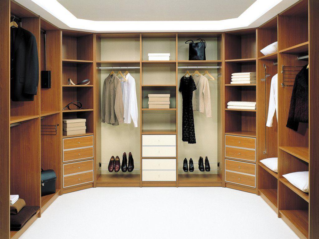 Гардеробные комнаты: дизайн-проекты, фото и примеры оформлен.